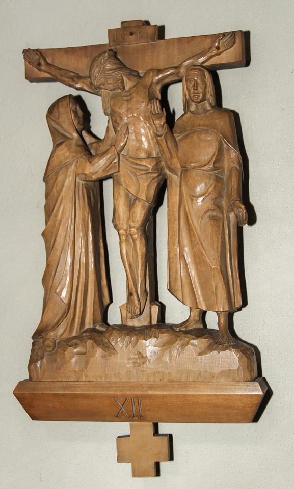 Kreuzwegandacht in St. Nikolaus