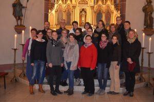 Pfarreigruppe Projektchor_Stefan Hartelt